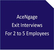 Niojak HR Mall | Exit Interviews for 2 to 5 Employee by AceNgage