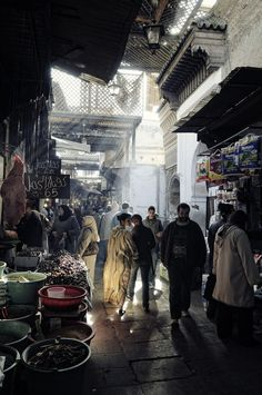 Souk - Fez, Morocco Give me another day here...please...the hours I spent here were far too short!