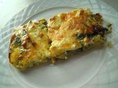 Μια διαφορετική εκδοχή για τα κολοκυθάκια φούρνου για όσους δεν αγαπούν τόσο τα λαχανικά.