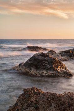 Sea Rocks @ Guantánamo Bay, Cuba.