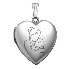 50f9bcd75f6113 Shop, Necklaces, Lockets, Sterling Silver
