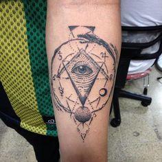 ouroboros tattoo #tattoos