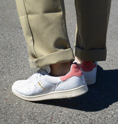 altre storie immagine 5 della adidas stan smith in beigeberry scarpe