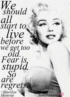 Thoughtful Quotes from Marilyn Monroe