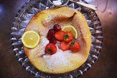 Dutch Baby Dutch Baby Pancake, Baby Pancakes, Acai Bowl, Brunch, Breakfast, Food, Acai Berry Bowl, Morning Coffee, Eten
