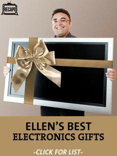 Ellen christmas giveaway day 8 master