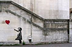 love this one- Banksy