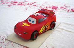 Nicky's 3yr old birthday cake 2014
