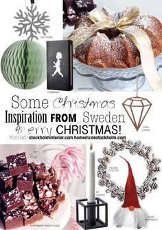 Christmas Wishes from Sweden