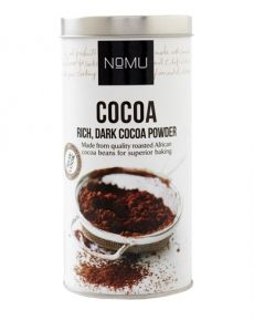 NOMU is an original South African food and lifestyle concept by Tracy Foulkes. Dark Chocolate Cakes, Chocolate Brownies, Hot Chocolate, Bean Brownies, Butter Beans, South African Recipes, No Bake Treats, Baking Ingredients, Cocoa