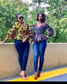 Hey Guys, Ankara fabric has become our favourite when it comes to gorgeous attires. We have seen incredible creativity in Ankara outfits from many fashionistas and have come to embrace Ankara. African American Fashion, African Fashion Ankara, Latest African Fashion Dresses, African Print Dresses, African Print Fashion, African Prints, Ankara Peplum Tops, Ankara Blouse, Ankara Tops Blouses