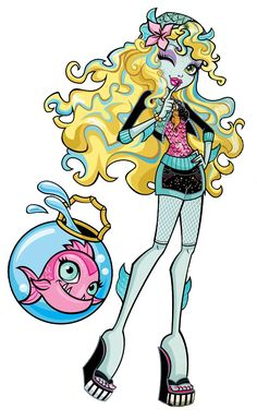 monster high lagoona blue - Google Search
