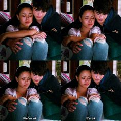 Mariana and Jesus Foster Cast, Adam Foster, Series Movies, Movies And Tv Shows, Tv Series, The Fosters Tv Show, Hayden Byerly, Sex And Love, My Love