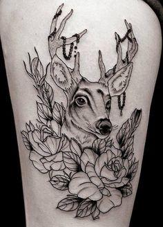 animaux d'enfant en tatouage 41