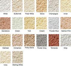 K Rend Render Colours