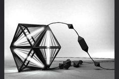 Арт дизайн лампы PDW Lampe Louxor par Pool (2)