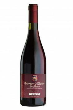 Dezzani | Malvasia Di CastelNuovo Don Bosco | Sweet Red Wine |