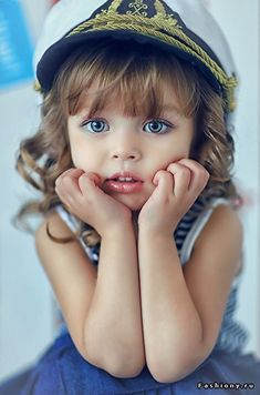 Russian child model Anna Pavaga                              …