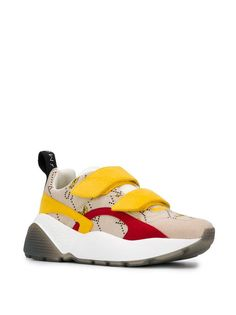 Neutrals ,Yellow Stella McCartney All together now eclypse sneakers Stella Mccartney Sneakers, Yellow Submarine, Fashion Labels, High Top Sneakers, Shopping, Shoes, Zapatos, Shoes Outlet, Shoe