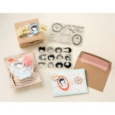 Two new stamp sets - Sweetie Pie Photopolymer stamp sets from Stampin' Up!