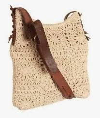 Image result for cuerina y crochet