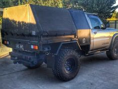 Truck Flatbeds, Truck Mods, Custom Ute Trays, Pickup Canopy, Ute Canopy, Welding Beds, Utility Truck, Canvas Canopy, Nissan Patrol