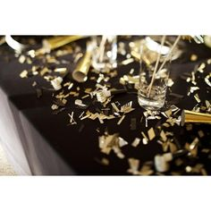 A New Years Eve Gold Rush Party ❤ liked on Polyvore featuring backgrounds, new years, pictures, pics and new years eve