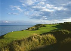 Whistling Straits golf course - 5 golf and spa getaways in Wisconsin