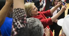 Hillary Clinton in Phoenix: 'Anger is not a strategy' #Politics #iNewsPhoto