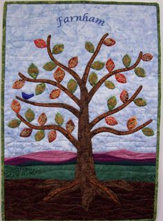 Family Tree Quilt - Page 6