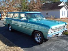 David and Anne Amrine are also BluePrint Engines customers. They have installed our BP38313CT1 into their 1966 Chevy II Wagon, and what a beautiful job they did! Thanks for sharing your photos with us, David and Anne! #blueprintengines #bp38313ct1 #baseengine #aluminumheads #dynotested #warranty #happycustomers #1966chevy #wagon #datenightcruiser #maximumperformance #quality #engineinstall