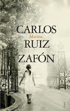 Marina by Carlos Ruiz Zafón | Words | Pinterest