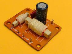 Cómo construir un divisor de frecuencias (crossover) - Taringa!