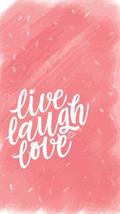 Positive Quotes : Free Colorful Smartphone Wallpaper - Live, Laugh, Love - Hall Of Quotes Black Quotes Wallpaper, Happy Wallpaper, Disney Wallpaper, Hd Wallpaper, Black Love Quotes, Cute Quotes, Short Quotes, Carpe Diem, Positiv Quotes