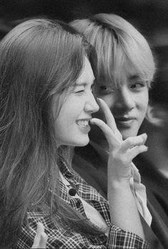 Bts Aesthetic Pictures, Couple Aesthetic, Cute Relationship Goals, Cute Relationships, Cute Couples Goals, Couple Goals, Jeon Somi, Kpop Couples, Korean Couple