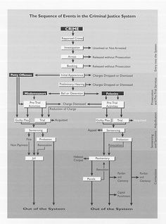 How a Criminal Case moves through the court - Visual Law Library