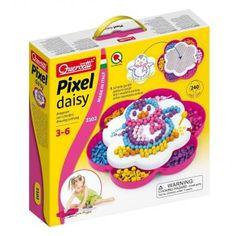 Pixel Daisy Quercetti