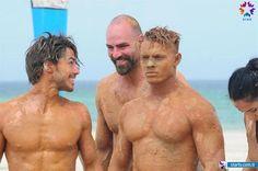 #Survivor  Hilmi Cem , Bozok ve Murat