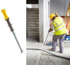 Nouveaux produits bâtiment : Nouveau burineur manuel II Leborgne nanovib