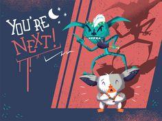 Gremlin Fear! by Ili