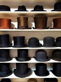 Vintage hats for Gents