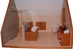 miniature loft bathroom | Flickr - Photo Sharing!
