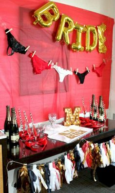 Party favors are a great idea too. Bachelorette parties concentrate on various types of activities. A bachelorette party is a great deal of fun! Should you be likely to host a bachelorette party, then you must settle on a theme… Continue Reading → Disney Bachelorette, Bachelorette Party Decorations, Bachelorette Weekend, Bridal Shower Decorations, Bachelorette Ideas, Lingerie Party Decorations, Bachelorette Lingerie Party, Bridal Lingerie Shower, Bridal Showers