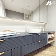 Double Vanity, Improve Yourself, Kitchen, Bathrooms, Home Decor, Bedroom, Instagram, Cooking, Decoration Home