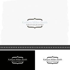 KMS Photography logo design by Photographerlogos on Etsy, $10.00