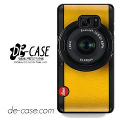 Lemon Yellow Leica Camera DEAL-6420 Samsung Phonecase Cover For Samsung Galaxy Note 7