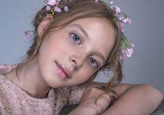 Model / Olga Filchagina ( Mini Miss of The Russia 2017 ) Photographer \ Stylist for KIDS Looiza Potapova