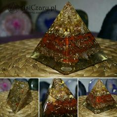 Orgonit GoldPower AsiCzary na sprzedaż/ orgonite for sale aisahh@gmail.com