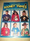 Lots More Looney Tunes Iron on Transfers by Leisure Arts Staff (1995, Paperback) - 1995, Arts, iron, Leisure, Looney, lots, more, Paperback, staff, Transfers, Tunes