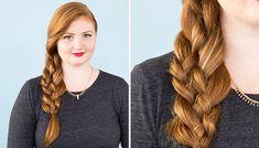How To Do a Five-Strand Braid